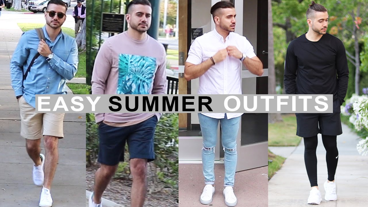 Top Summer Style Staples That Every Guy Should Have • Men ...