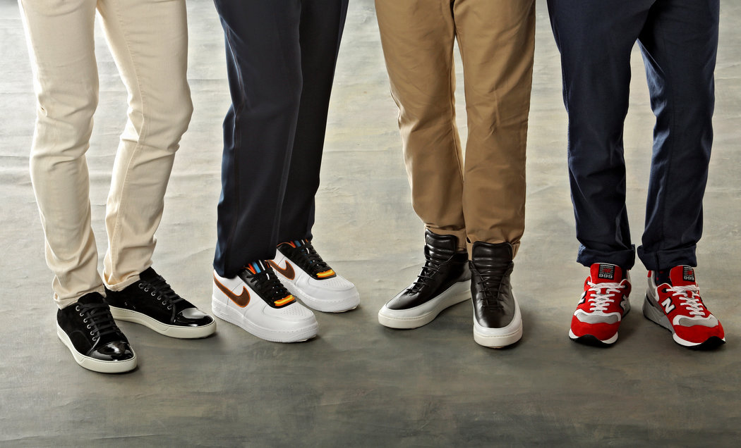947b7c96973 Beginner's Guide To Wearing Sneakers • Men's Daily Life